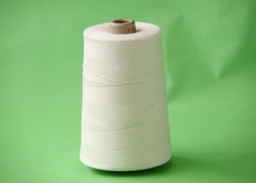 HEATSEAL TEABAG COTTON THREAD