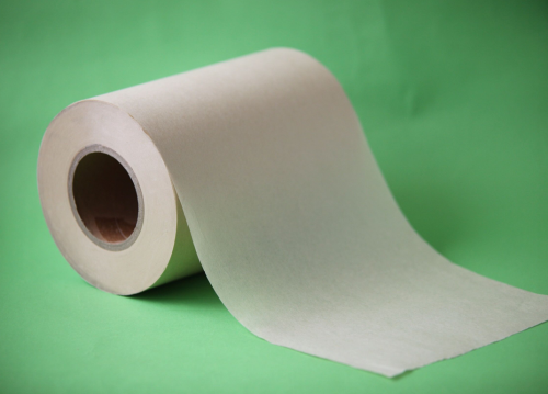 HEATSEAL TEABAG FILTER PAPER UNBLEACHED